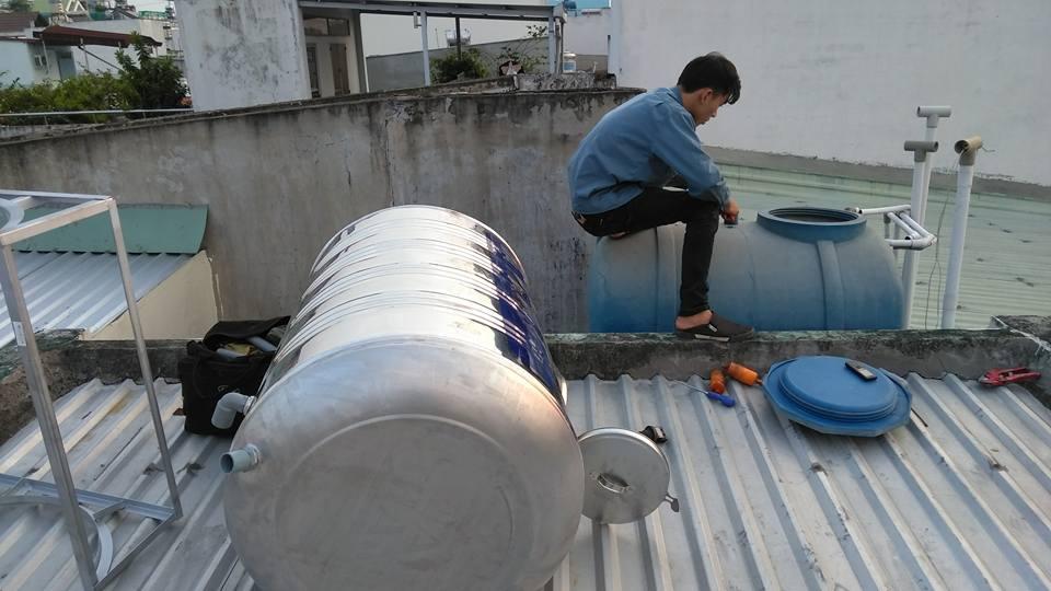 Máy hàn bồn nước nhựa cầm tay (Sao chép)