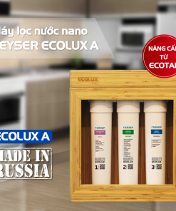 Máy lọc nước Nano Geyser Ecolux A