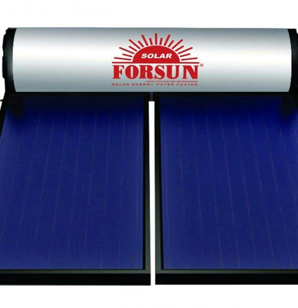 Máy nước nóng năng lượng mặt trời dạng tấm phẳng