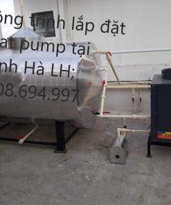Máy nước nóng bơm nhiệt (Heat Pump) 3HP
