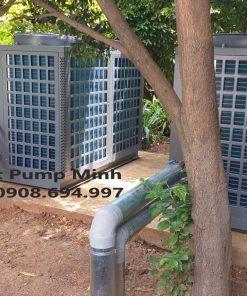 Máy nước nóng Bơm Nhiệt Heat Pump 12HP