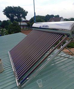 máy nước nóng năng lượng mặt trời Bình Minh 300 lít