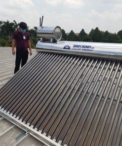 máy nước nóng năng lượng mặt trời Bình Minh 250 lít