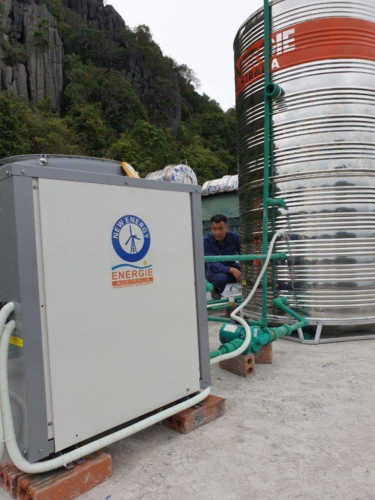 Công ty Minh Hà - cung cấp heat pump